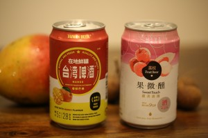 Taiwan Fruit Beer