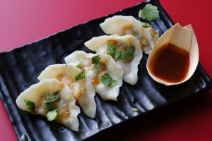 Organic Chicken & Shrimp Dumplings