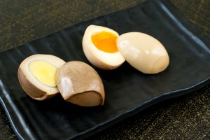 Tea Egg / Soft-boiled Egg